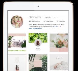 Diseño Online Social Media