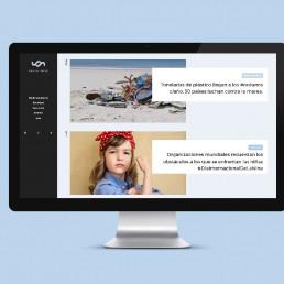 Concept diseño web
